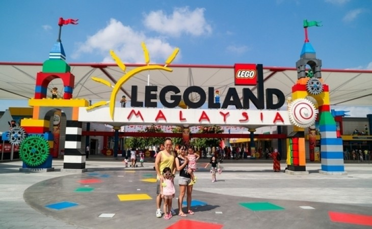 [LEGOLAND & Hotel Kids Area, Day 3] 『仨V2 Legoland + 新加坡親子遊』